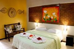 Apartamento duplo - Pousada Villa Nakara