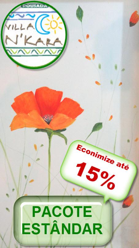 Pacote Estândar - Promoção Julho/Agosto