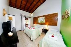 Apartamento triplo - Pousada Villa Nakara