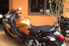 Motos na Pousada Villa Nakara