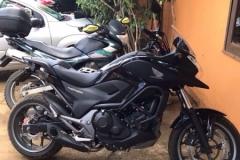 Motos na Pousada Villa Nakara2